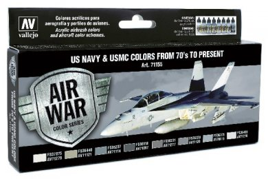AIR WAR COLOR SERIES
