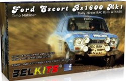 FORD ESCORT RS 1600 MKI SKALA 1:24