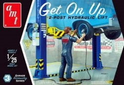 "GARAGE ACCESSORY SET 3 ""GET ON UP"" SKALA 1:25"