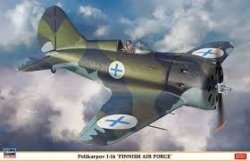 POLIKARPOV I-16 `FINNISH AIR FORCE` SKALA 1:32