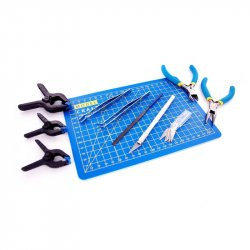 15 PC CRAFT AND MODEL TOOL SET