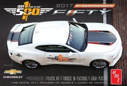 CHEVY CAMARO FIFTY PACE CAR SKALA 1:25