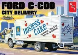 FORD C-600 CITY DELIVERY (HOSTESS) BOX TRUCK SKALA 1:25