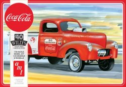 1940 COCA-COLA WILLYS GASSER PICKUP. SKALA 1/25