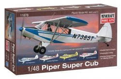 PIPER SUPER CUB. SKALA 1/48