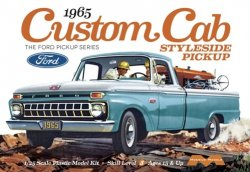 1965 FORD CUSTUM CAB. SKALA 1/25