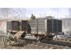 GERMAN RAILWAY GONDOLA SKALA 1/35