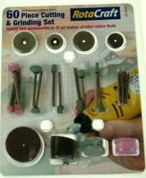 60 PC CUTTING & GRINDING SET