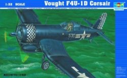 US VOUGHT F4U-1D CORSAIR SKALA 1:32