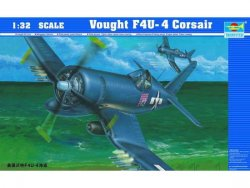 F4U-4 VOUGHT CORSAIR 1:32