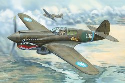 P-40E WAR HAWK. SKALA 1/32