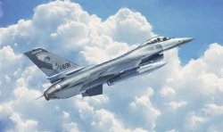 F-16A FIGHTING FALCON SKALA 1:48