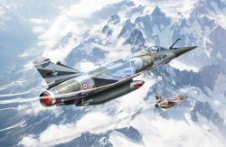 MIRAGE F.1 CT/CR SPECIAL EDITION. SKALA 1/48