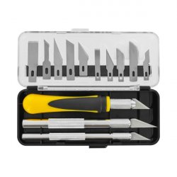 PRECISION CRAFT KNIFE SET (16 PCS)