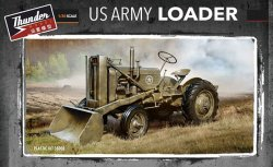 US ARMY LOADER. SKALA 1/35