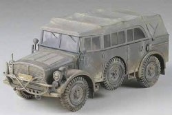GERMAN HORCH TYPE 1 a. SKALA 1/35