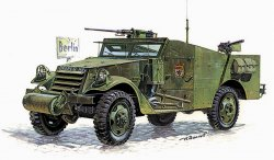 M3 ARMORED SCOUT CAR SKALA 1:35