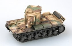 KV-2 PZ.KPFM. 754(R) ABT. (COLOR) SKALA 1:72