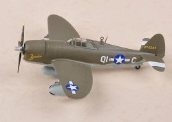 P47D-20RE, 361FS, 356FG, 5TH AIR FORCE SKALA 1:72