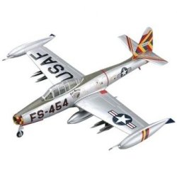 "F-84G ""FOUR QUEENS/OLIE"",FLOWN BY JOE DAVIS, 1953 SKALA 1:72"