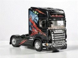 SCANIA R730 THE GRIFFIN. SKALA 1/24