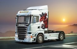 SCANIA R730 STREAMLINE - HIGHLINE CAB SKALA 1:24