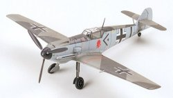 MESSERSCHMITT Bf109 E-3. L=122 mm. SKALA 1/72