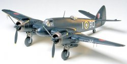 BRISTOL BEAUFIFIGHTER Mk. VI NIGHT FIGHTER. L=270mm. SKALA 1/48