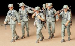 GERMAN MACHINE GUN CREW, SKALA 1/35