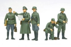 GERMAN FIELD COMMANDER SET. SKALA 1/35