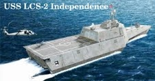 USS INDEPENDENCE (LCS-2) SKALA 1/350