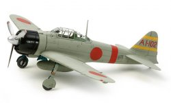 MITSUBISHI A6M2b ZERO FIGHTER (ZEKE) L=126 mm. SKALA 1/72