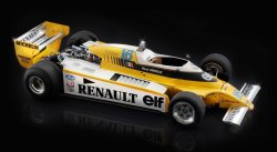 RENAULT RE20 TURBO F1. SKALA 1/12
