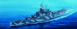 USS ALABAMA BB-60 SKALA 1:350