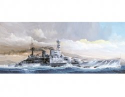 HMS REPULSE 1941 SKALA 1:350