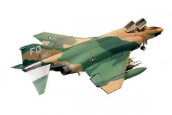 MD F-4C/D PHANTOM II. L=555mm. SKALA 1/32