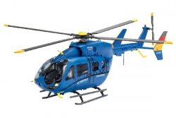 "GÅVOSET: EC 145 ""BUILDERS CHOICE"" SKALA 1/72"