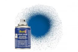 SOLID GLOSS=BLUE 100ml. SPRAYBURK (RAL 5005)