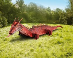 ROTER-DRACHE,