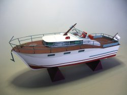 CHRIS CRAFT FUTURA, SKALA 1/20