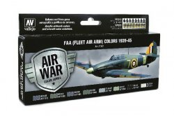 FLEET AIR ARM 1939-1945. 8 X 17 ML. MODEL AIR.