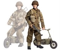 BRITISH WELBIKE SKALA 1:6 (ONLY BIKE)