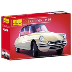CITROEN DS 19 SKALA 1:43
