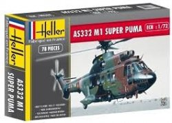 AS 332V M1 SUPER PUMA. SKALA 1/72