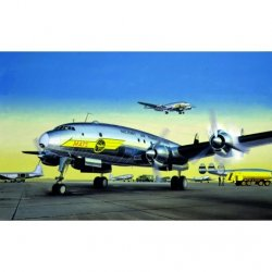 C-121A CONSTELLATION BERLIN SKALA 1:72