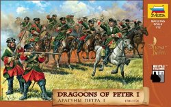 DRAGONS OF PETER THE GREAT. SKALA 1/72