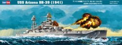 USS ARIZONA BB-39 (1941) SKALA 1:350