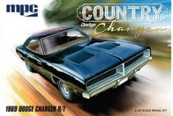 1969 DODGE COUNTRY CHARGER R/T. SKALA 1/25