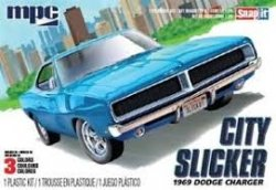 DODGE CHARGER RT CITY SLICKERT SNAP SKALA 1:25