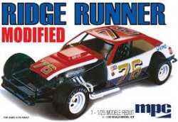RIDGE RUNNER MODIFIED SKALA 1:25